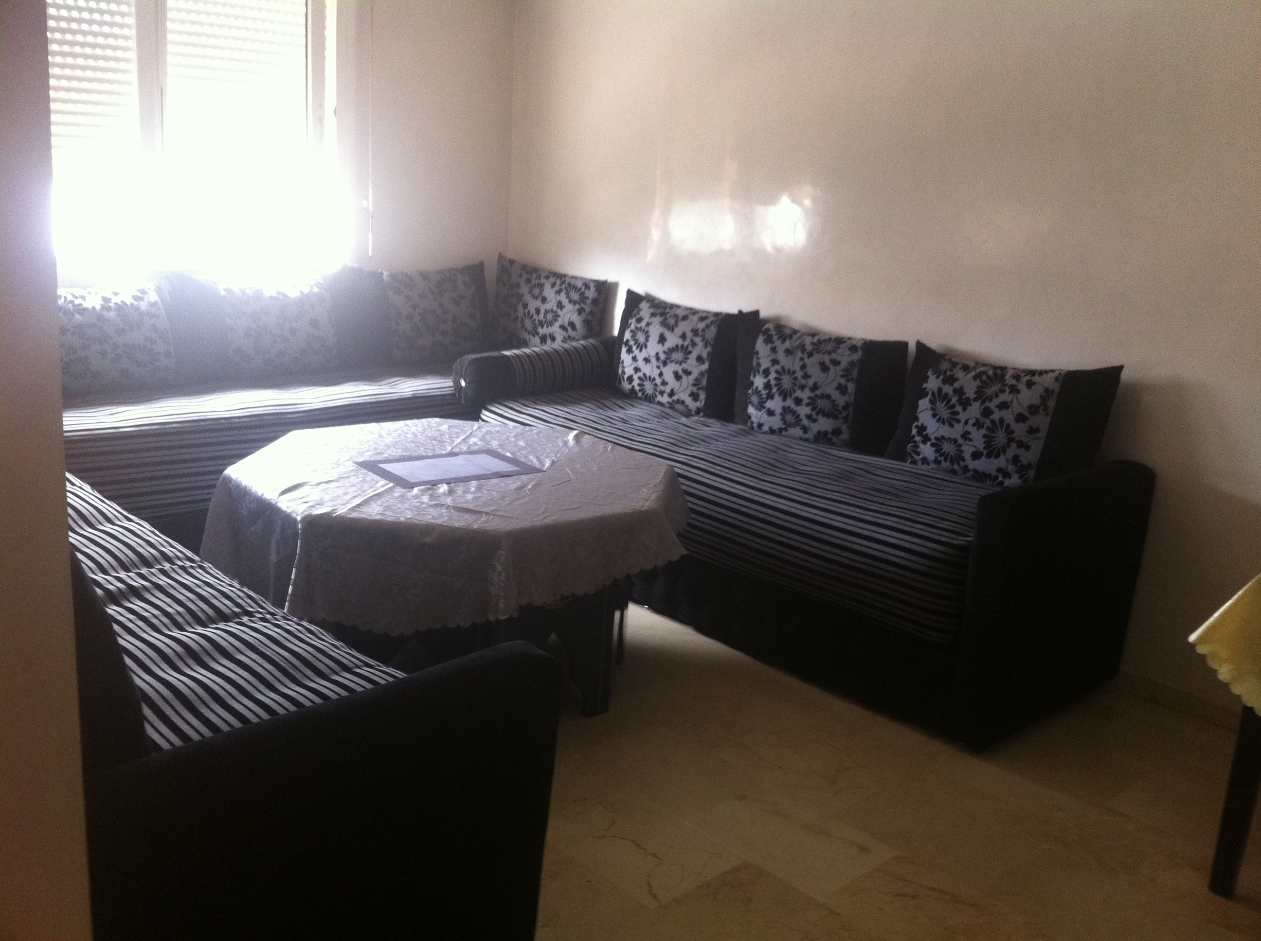 Casablanca immobilier appartement villa bureau terrain for Meuble bureau kenitra